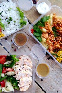 Плюсы доставки обедов в офис